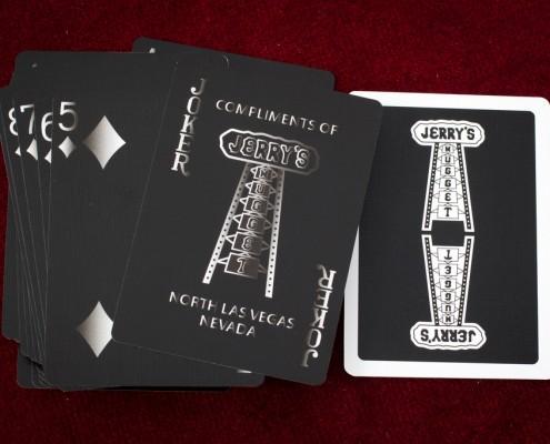 Black Jerry's Nugget deck